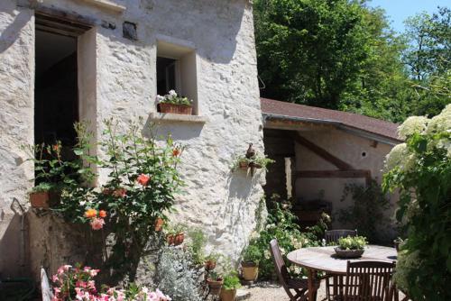 Le Coin des Artistes - Cottage : Guest accommodation near Port-Villez