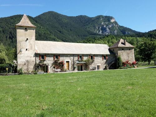 Le Colombier : Bed and Breakfast near Lus-la-Croix-Haute