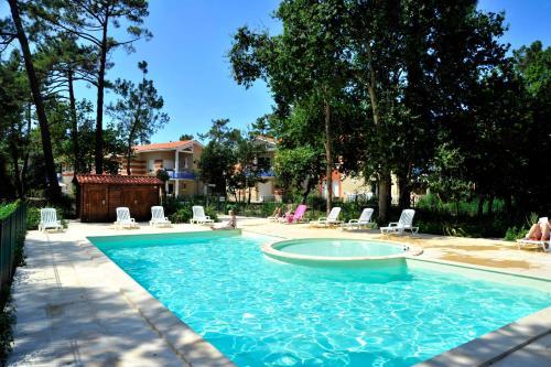 Estivel - Villa Marine : Guest accommodation near Grayan-et-l'Hôpital
