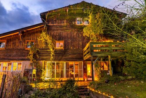 La Grange du couvent B&B : Bed and Breakfast near Thannenkirch