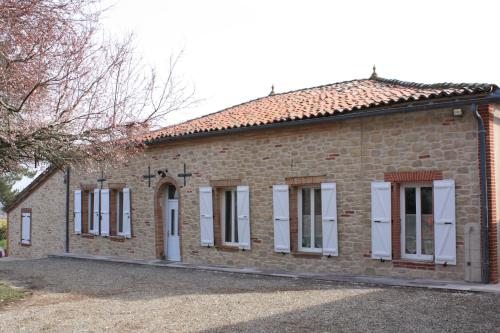 Domaine de Soulery : Bed and Breakfast near Launac