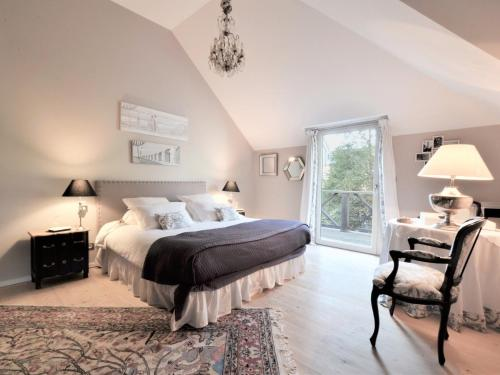Villa Vent-Couvert : Bed and Breakfast near Cucq