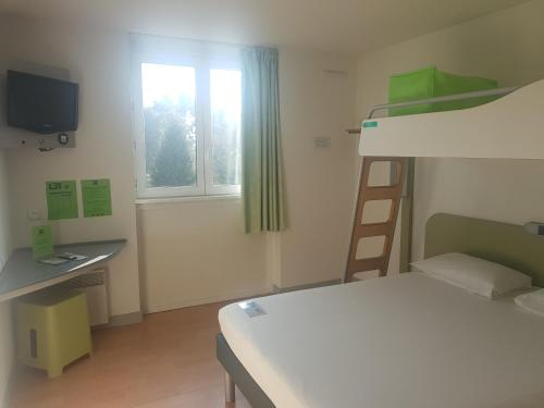 ibis budget Lorient Hennebont : Hotel near Brandérion