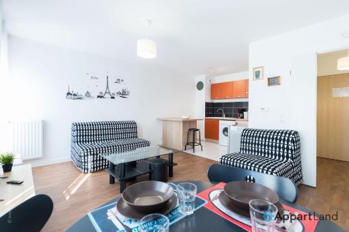 MysteryLand : Apartment near Chessy