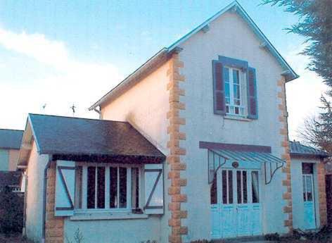 Gite les Flots Bleus : Guest accommodation near Carolles