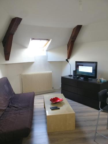 Studio Republique : Apartment near Remilly-sur-Tille