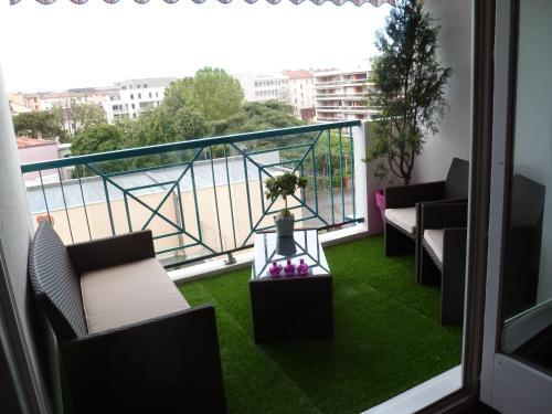 Le Bellini : Bed and Breakfast near Lyon 8e Arrondissement