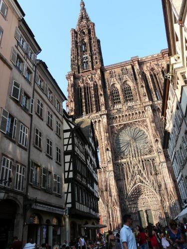 Cathédrale : Apartment near Strasbourg