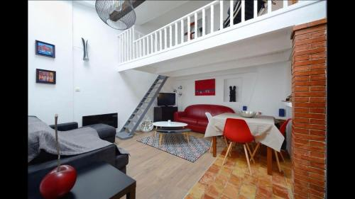 Appart Port Cassis Village Parking : Apartment near Cassis