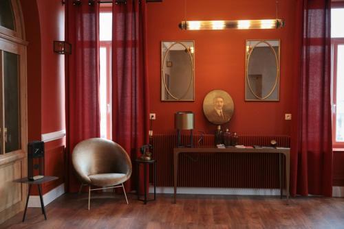 Hotel Des Arts : Hotel near Pittefaux