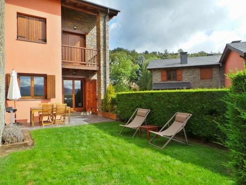 Enveitg : Apartment near Latour-de-Carol