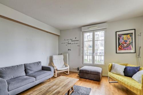 Les Prés Carrés (Sleepngo) : Apartment near Chalifert