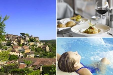 Village Vacances Les Hauts de Lastours : Guest accommodation near Larzac