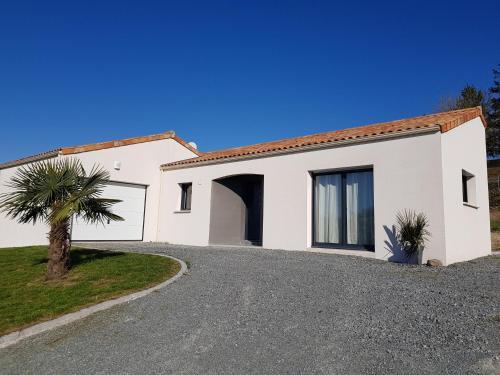 Gîte de la Longère : Guest accommodation near Chambretaud
