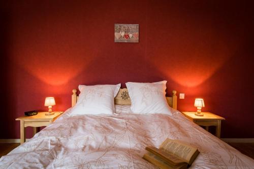 Gîte Aux Pieds des Montagnes : Guest accommodation near Villé