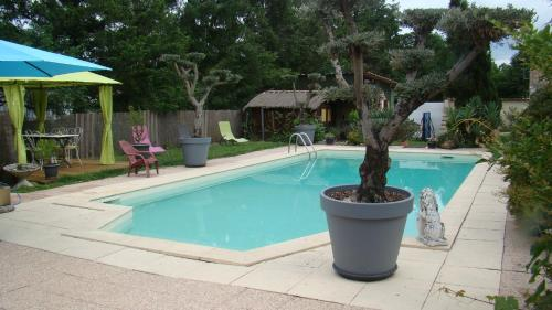 Le gite de la Lombriere : Guest accommodation near Lagorce