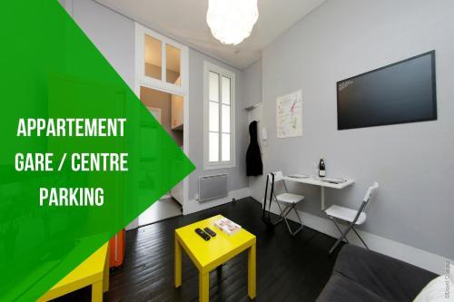Appartement le Bareuzai : Apartment near Trouhaut