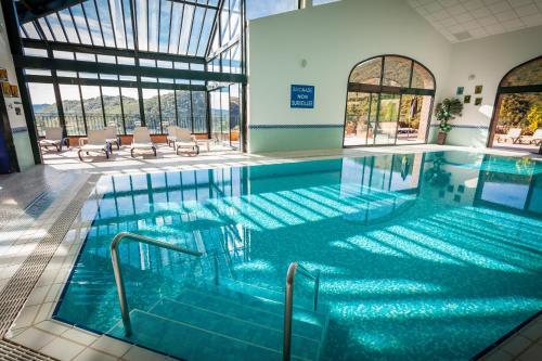 Le Domaine de Falgos Golf & Spa : Hotel near Serralongue