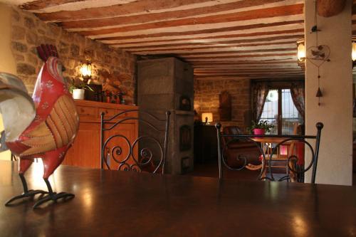 Chambre d'hôtes l'Etoile du Berger : Bed and Breakfast near Sergenaux