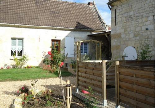 Chambres d'hôtes - La rose des champs : Bed and Breakfast near Antheuil-Portes