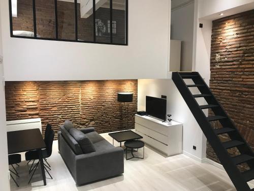 Ô Briques de Toulouse : Apartment near Toulouse