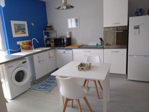 Appart Cosy Saint-Nazaire : Apartment near Saint-Malo-de-Guersac