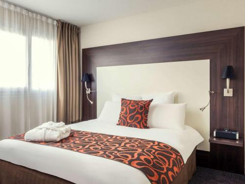 Mercure Paris Porte d'Orleans : Hotel near Gentilly