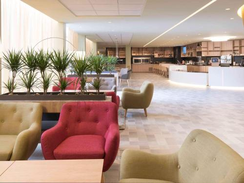 Novotel Paris Nord Expo Aulnay : Hotel near Bonneuil-en-France