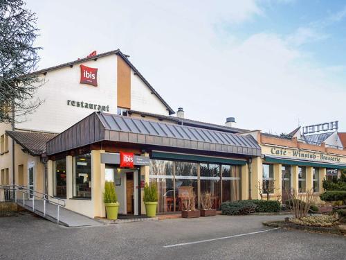 ibis Colmar Horbourg-Wihr : Hotel near Bischwihr