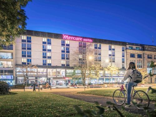 Mercure Mulhouse Centre : Hotel near Mulhouse