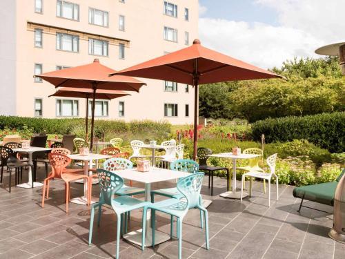 Novotel Suites Paris Roissy CDG : Hotel near Mauregard