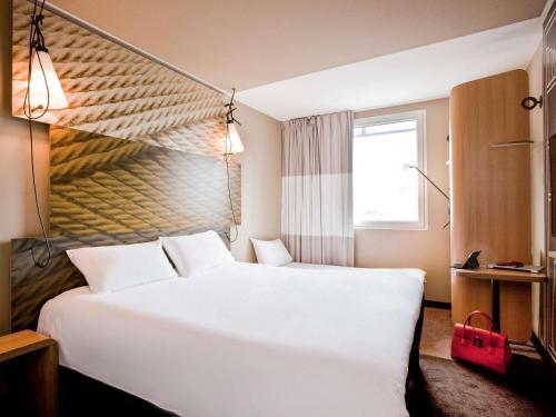 ibis Paris Porte de Clichy Centre : Hotel near Levallois-Perret