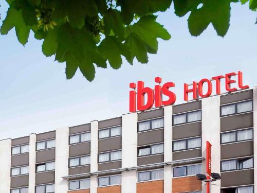 ibis Annemasse : Hotel near Reignier-Esery