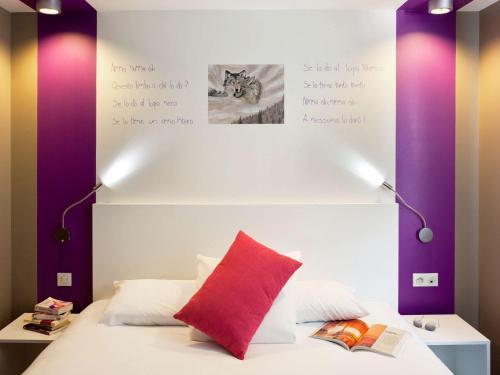 ibis Styles Rennes St. Gregoire : Hotel near L'Hermitage