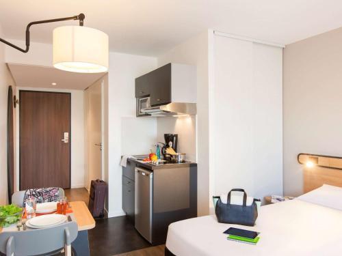 Aparthotel Adagio Access Nancy Centre : Guest accommodation near Nancy