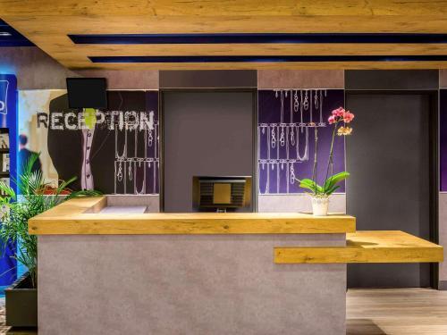 ibis budget Saint-Maurice : Hotel near Champigny-sur-Marne