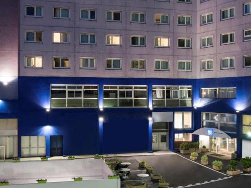 ibis budget Porte d'Aubervilliers : Hotel near Saint-Denis