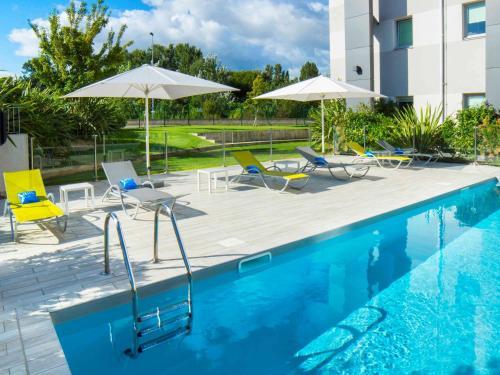 Ibis Budget Valence Sud : Hotel near Toulaud