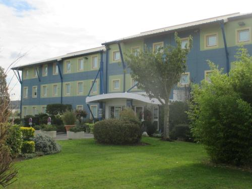 ibis Budget Le Treport Mers Les Bains : Hotel near Rieux