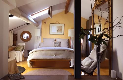 Chambre d'hôtes du lac de fugères : Bed and Breakfast near Bellevue-la-Montagne
