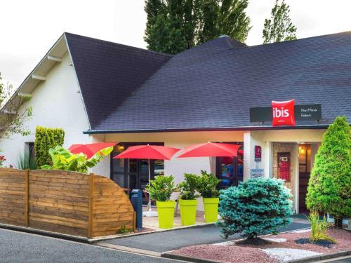 ibis Niort Marais Poitevin : Hotel near Coulon