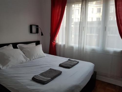 Le Voltaire : Apartment near Bonsecours
