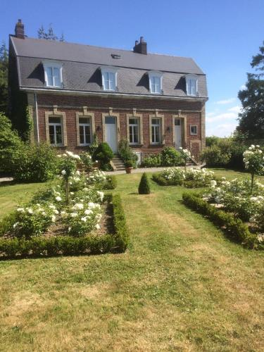 Le Clos Boutenelle : Bed and Breakfast near Wavrans-sur-l'Aa