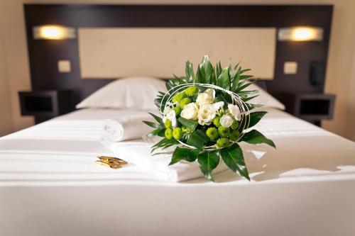 Le Florin : Hotel near Chartres-de-Bretagne