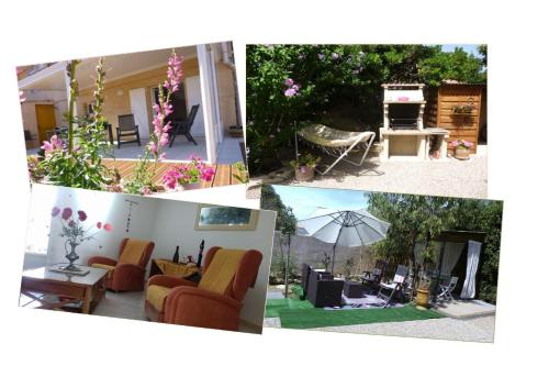 Charmante Villa Vic-la-Gardiole : Guest accommodation near Vic-la-Gardiole
