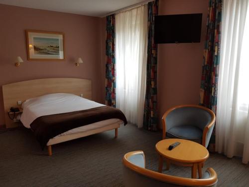 Hotel Restaurant La Sirène : Hotel near Louvemont-Côte-du-Poivre