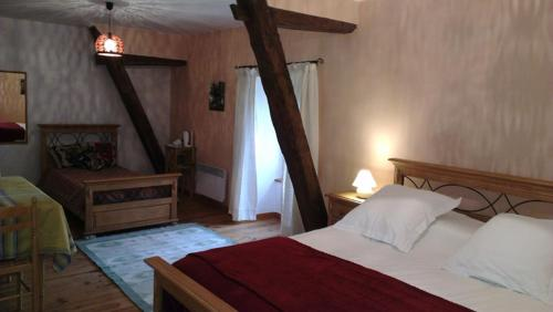 La Ciboulette : Bed and Breakfast near Roquefixade