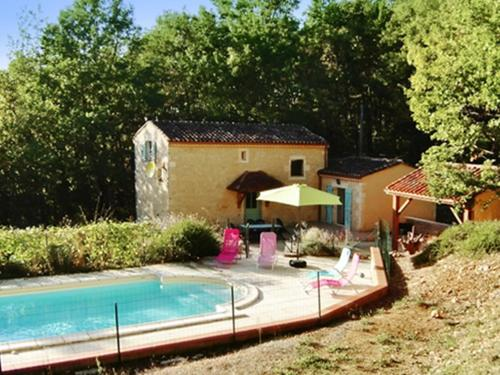 Holiday home Le Bos : Guest accommodation near Fargues