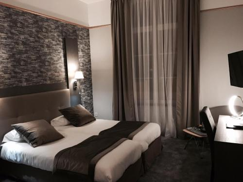 Best Western Hotel Saint Claude : Hotel near Licourt