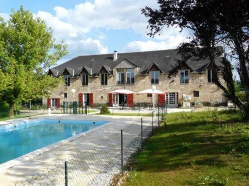 Auberge de Cartassac : Hotel near Jugeals-Nazareth
